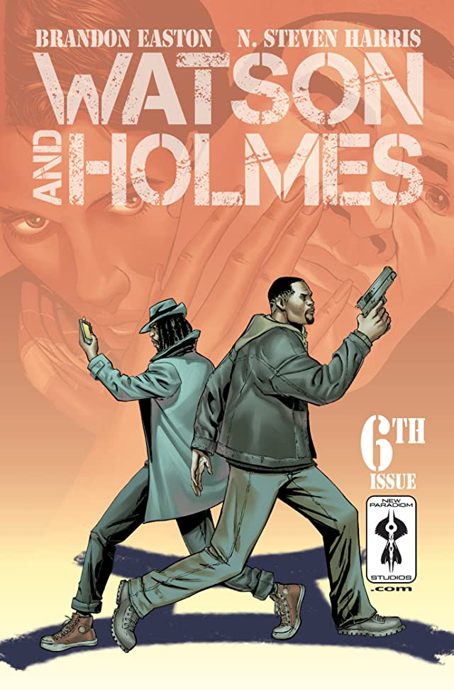 Watson And Holmes #6