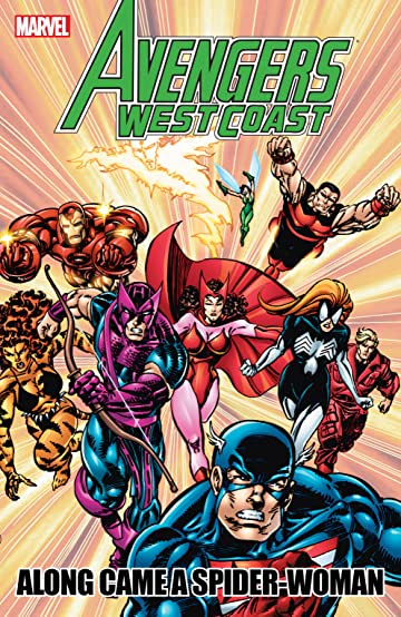 Avengers West Coast: Along Came a Spider-Woman