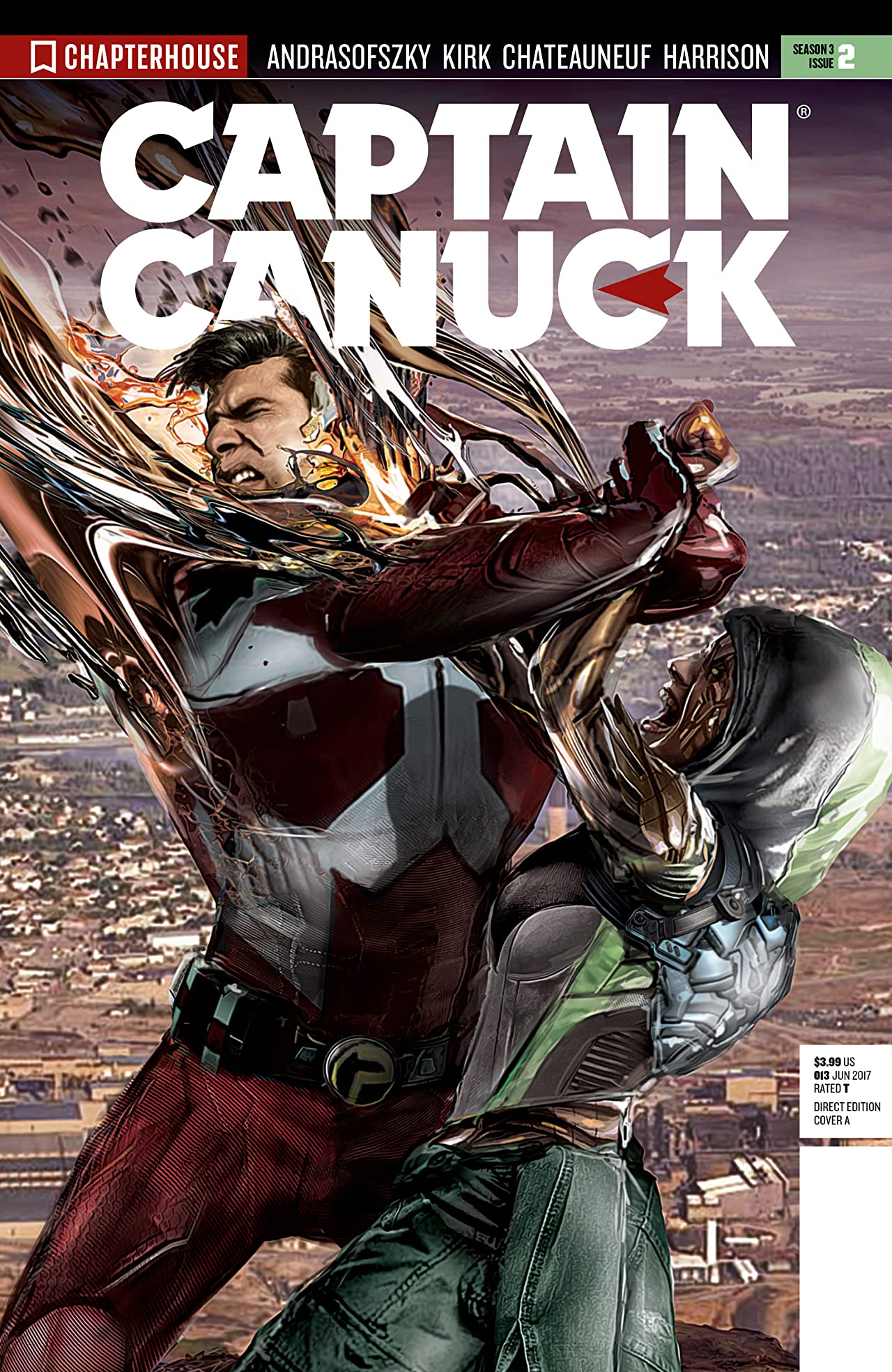 Captain Canuck (2017) #2