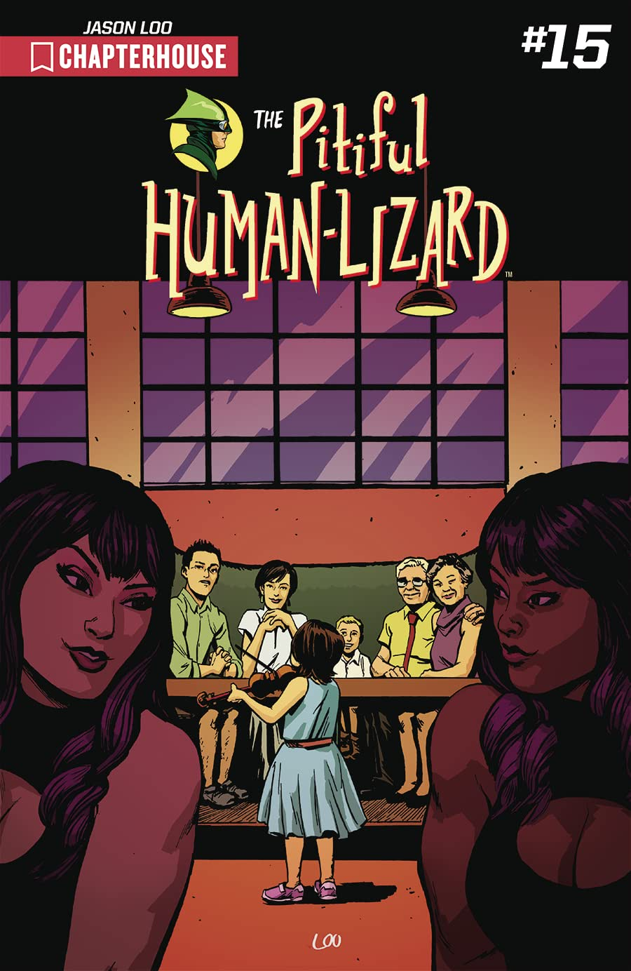 Pitiful Human-Lizard #15