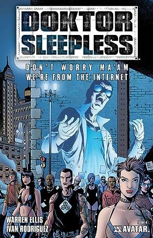Doktor Sleepless #4