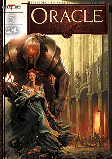 Oracle Vol. 5: The Widow