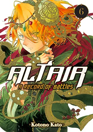 Altair: A Record of Battles Tome 6