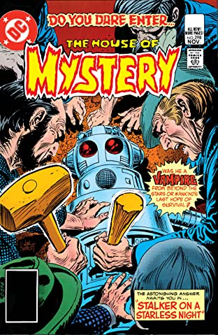 House of Mystery (1951-1983) #298
