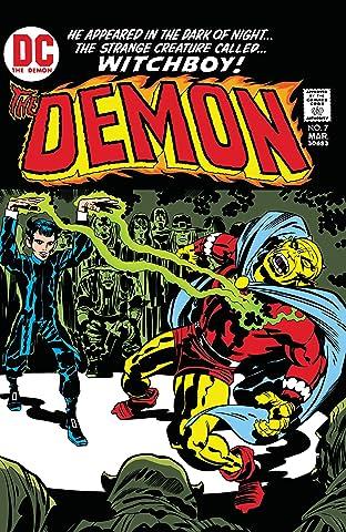 The Demon (1972-1974) No.7