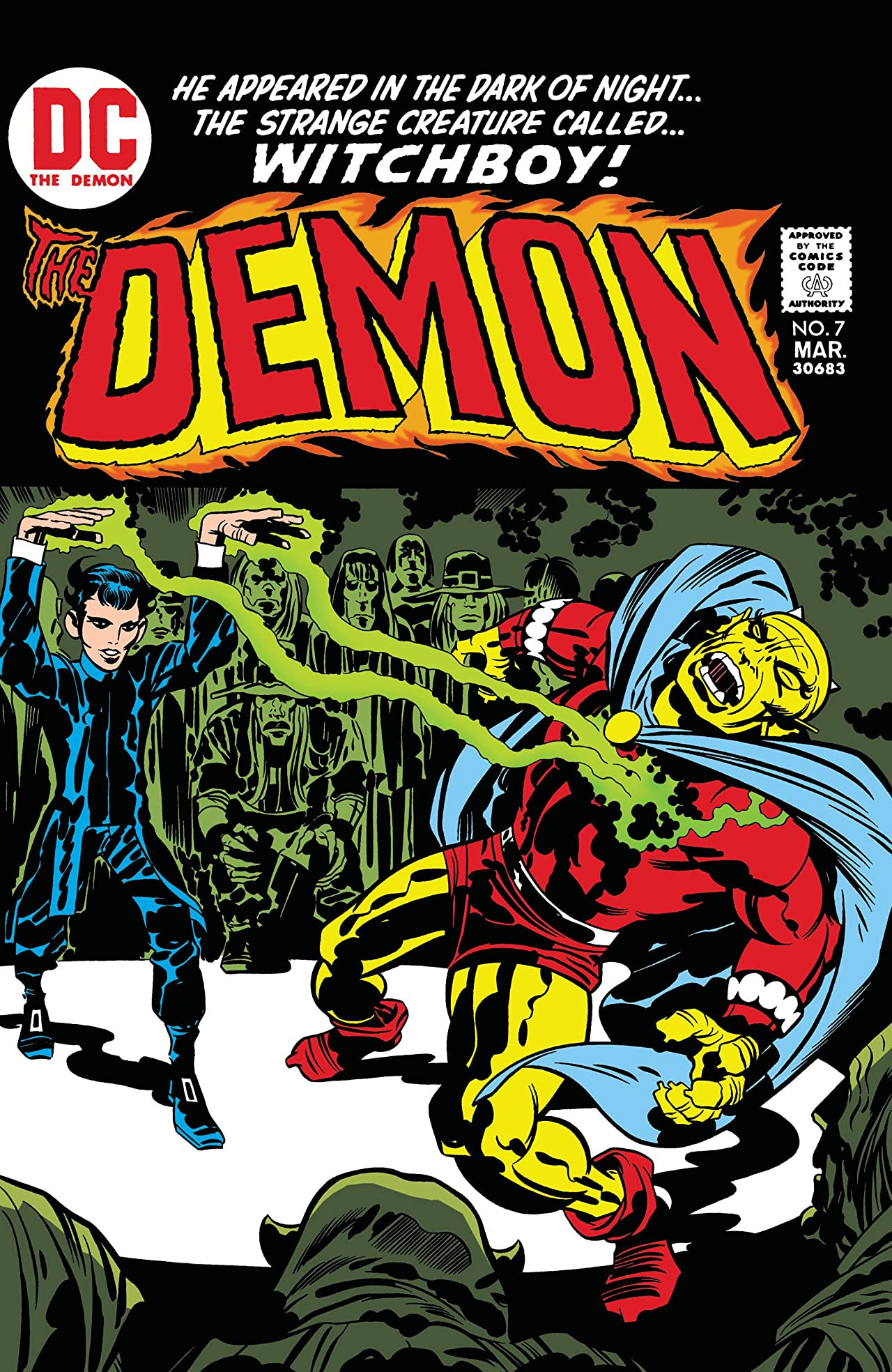 The Demon (1972-1974) #7