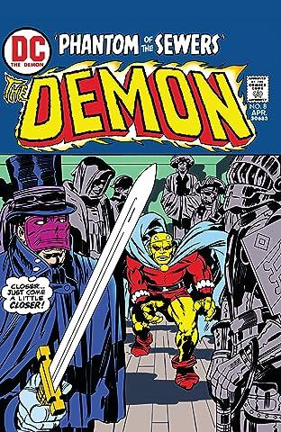 The Demon (1972-1974) No.8