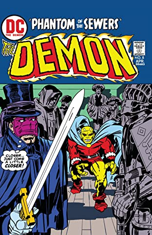 The Demon (1972-1974) #8