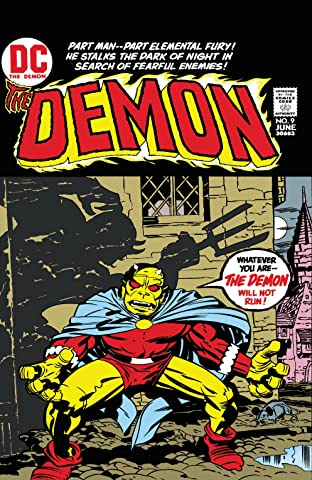 The Demon (1972-1974) No.9