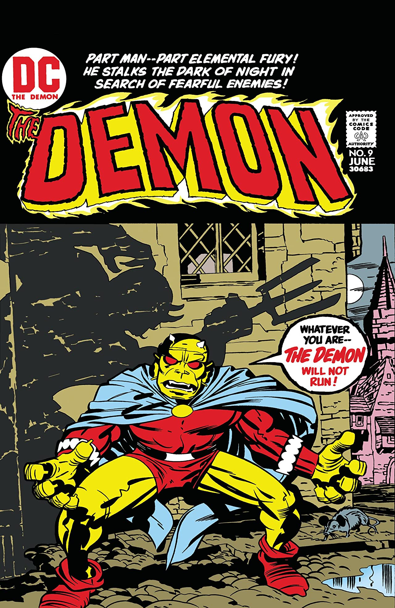 The Demon (1972-1974) #9