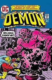 The Demon (1972-1974) #10