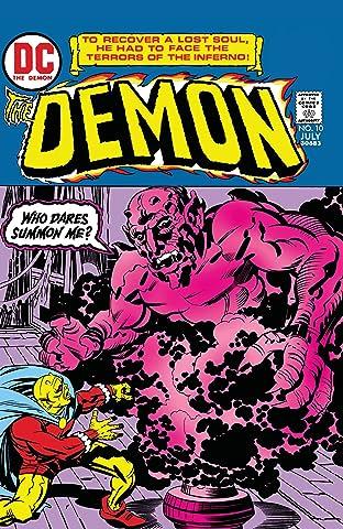 The Demon (1972-1974) No.10