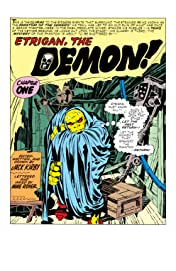 The Demon (1972-1974) #10