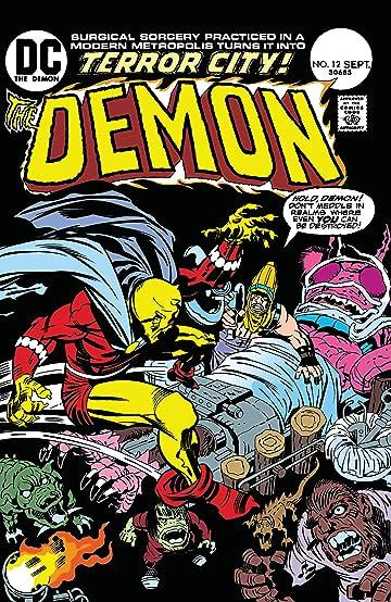 The Demon (1972-1974) #12