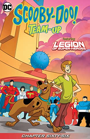 Scooby-Doo Team-Up (2013-) #66