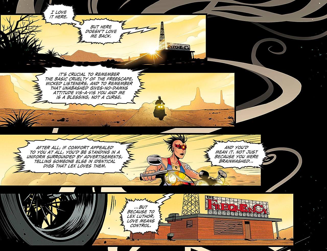 Gotham City Garage (2017-) #17