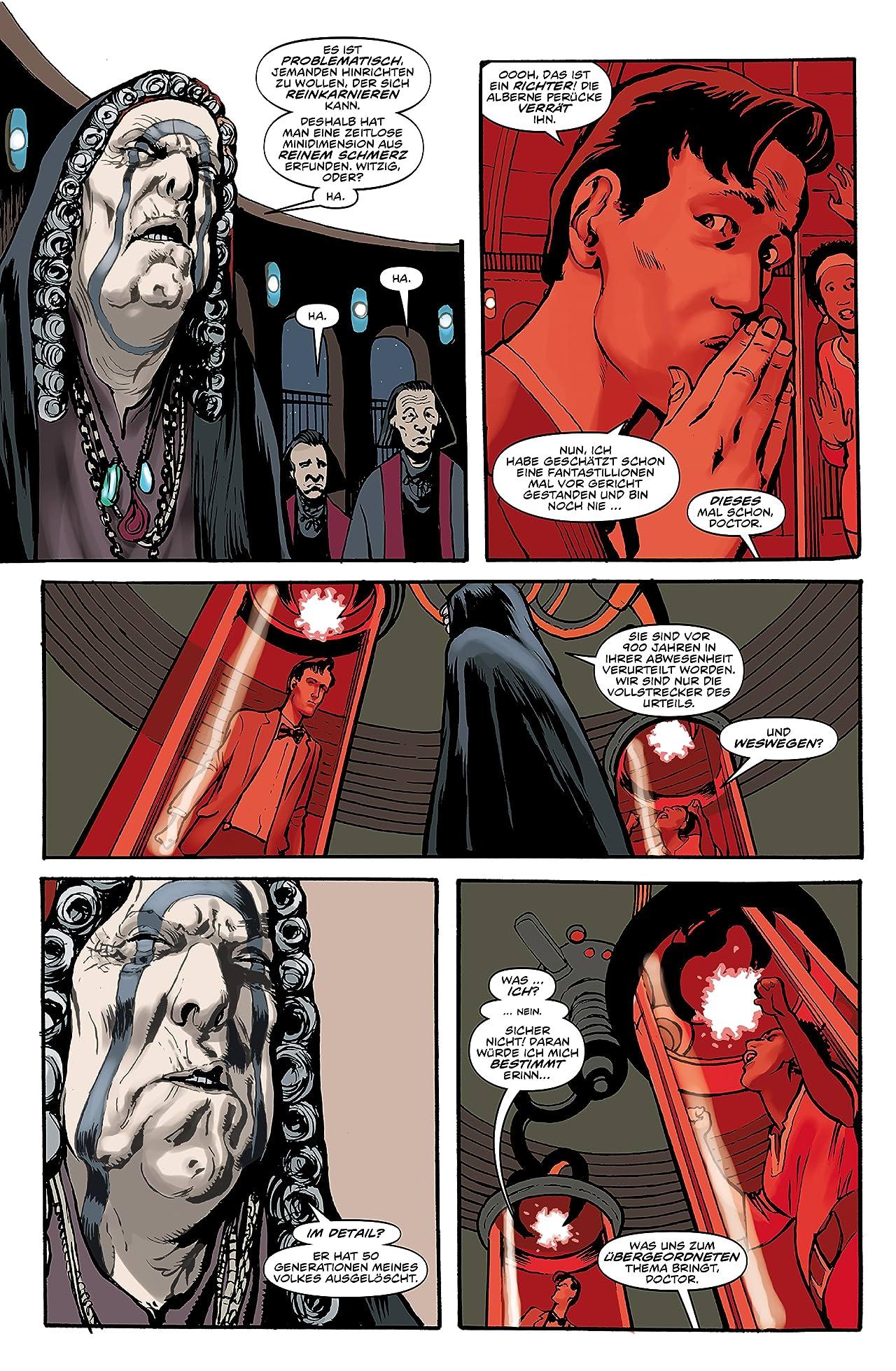 Doctor Who Staffel 11 Vol. 4: Damals und Heute