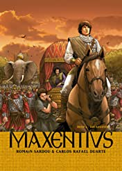 Maxentius Vol. 2: Die Augusta