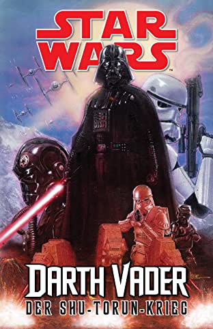 Star Wars: Darth Vader Vol. 4: Der Shu-Torun-Krieg