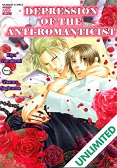 Depression of the Anti-romanticist  (Yaoi Manga) Vol. 1