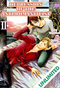 Depression of the Anti-romanticist  (Yaoi Manga) Vol. 2