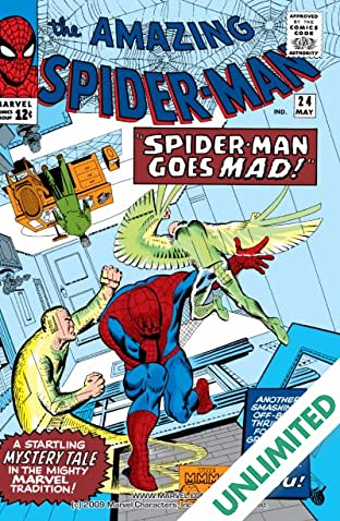 Amazing Spider-Man (1963-1998) #24