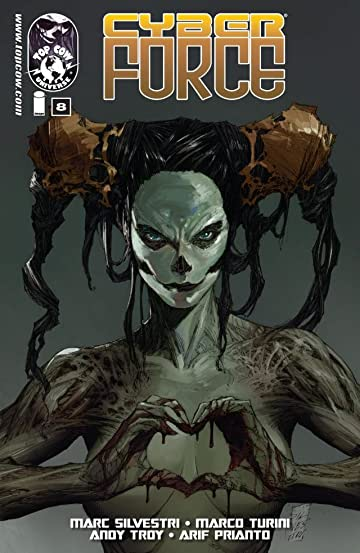 Cyber Force (2012) #8