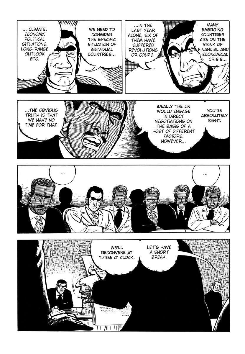 Japan sinks Vol. 4