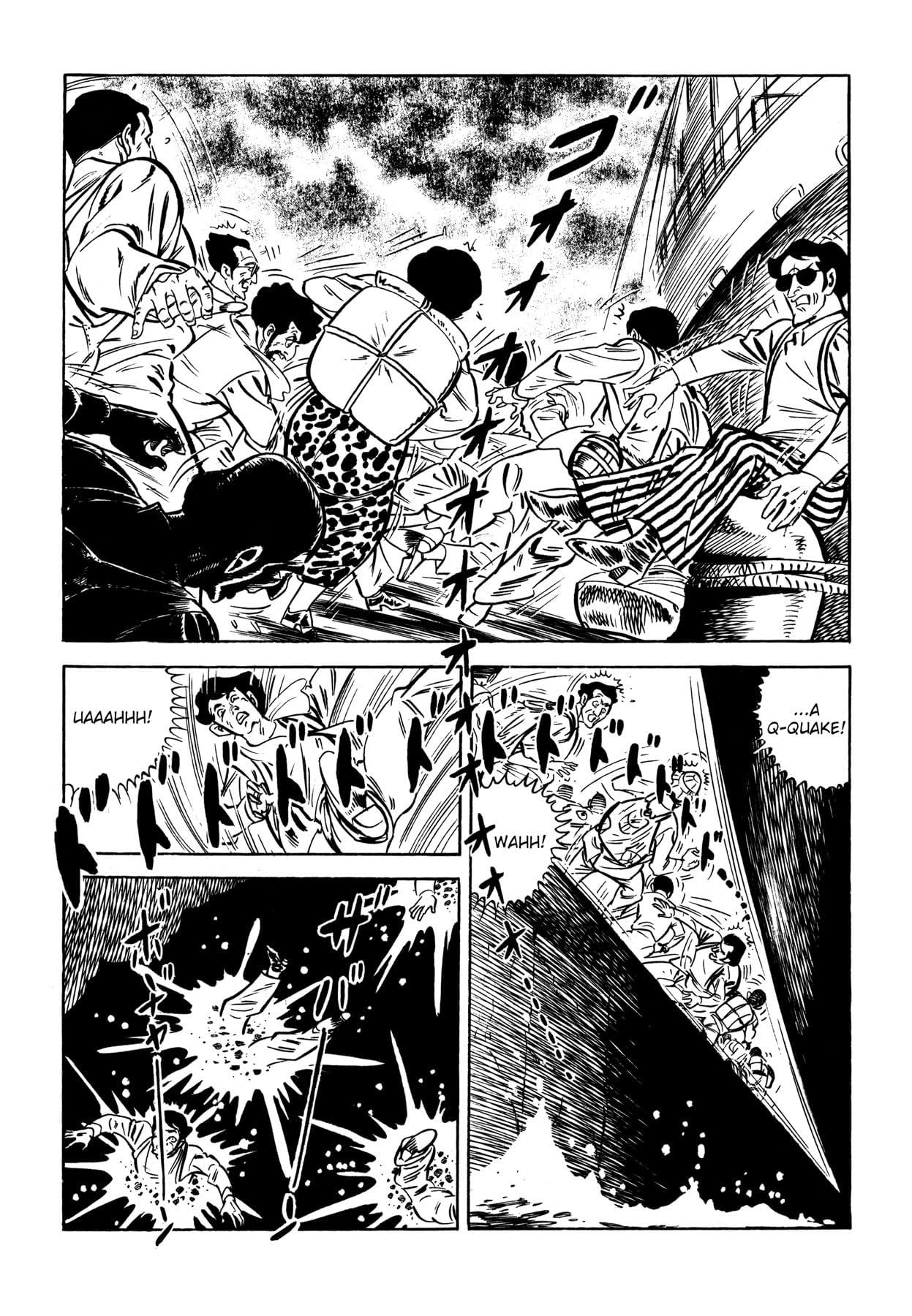 Japan sinks #22