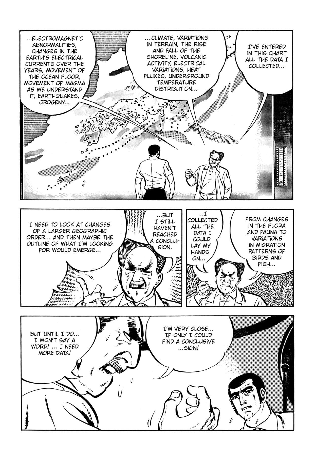 Japan sinks #5