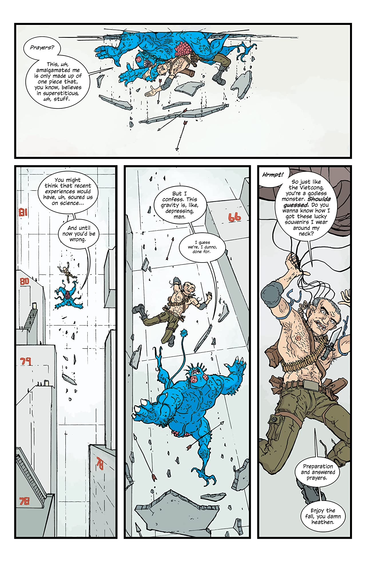 The Manhattan Projects #18