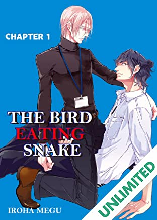 THE BIRD EATING SNAKE (Yaoi Manga) #1