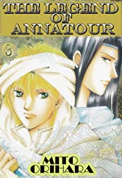THE LEGEND OF ANNATOUR Vol. 3