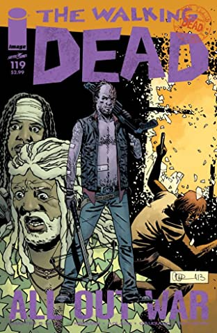 The Walking Dead No.119