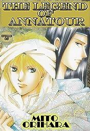 THE LEGEND OF ANNATOUR #17