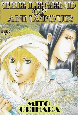 THE LEGEND OF ANNATOUR #21