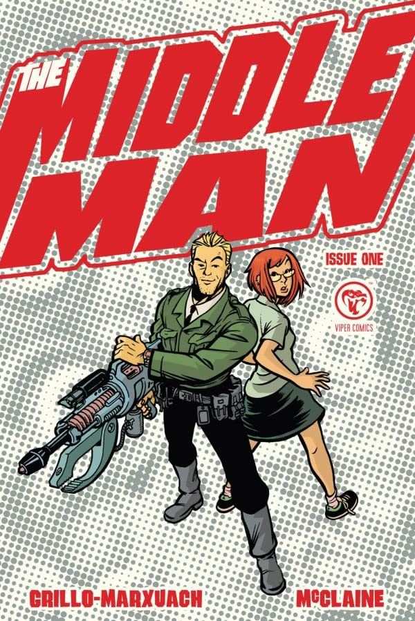 The Middleman #1