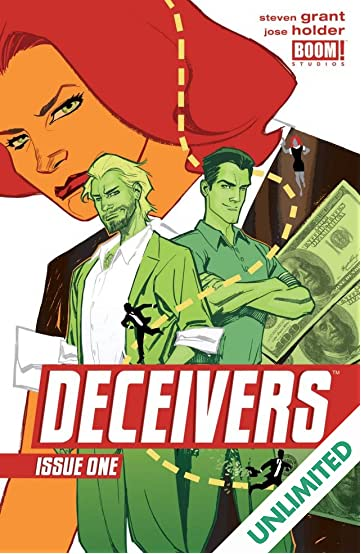 Deceivers #1 (of 6)