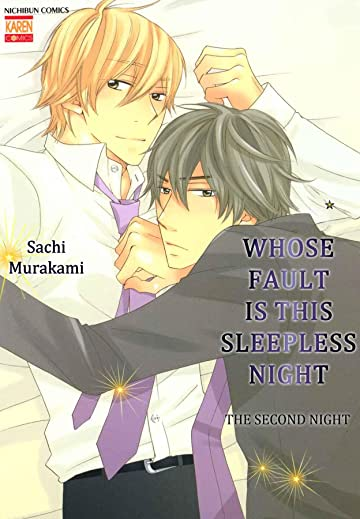 Whose Fault is this Sleepless Night (Yaoi Manga) #2