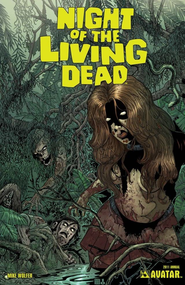 Night of the Living Dead: 2011 Annual