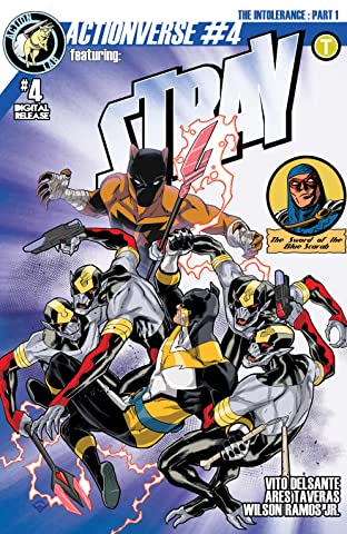 Actionverse Stray Ongoing #4