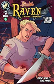 Raven: Year 2 - Love and Revenge #3
