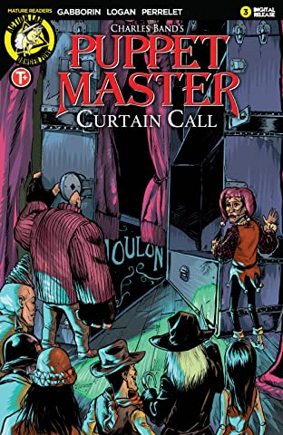 Puppet Master: Curtain Call #3