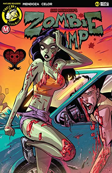 Zombie Tramp #42