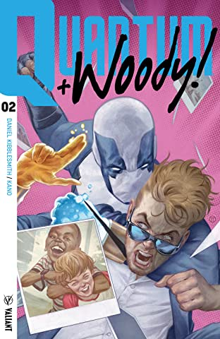 Quantum and Woody! (2017) #2