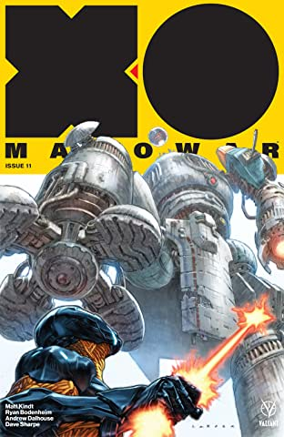 X-O Manowar (2017) No.11