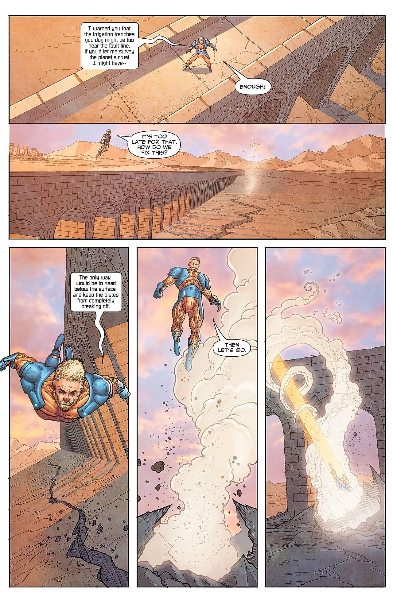 X-O Manowar (2017) #11