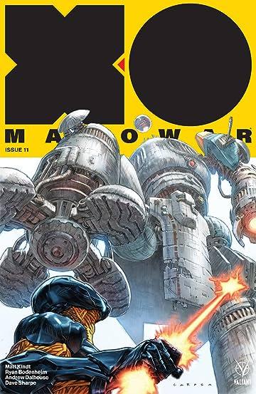 X-O Manowar (2017) No.11