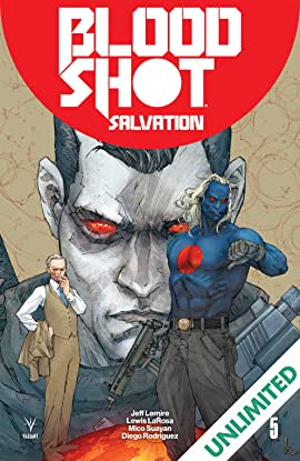 Bloodshot Salvation #5
