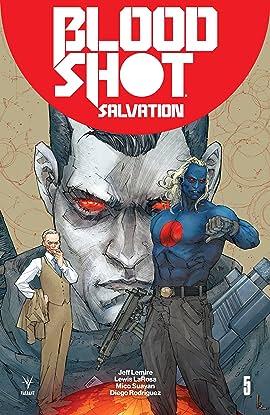 Bloodshot Salvation #5